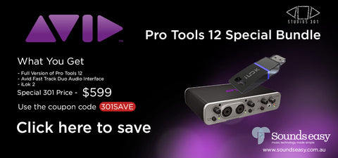 301 AVID Bundle Special Offer