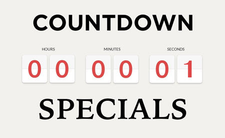 Sounds Easy Countdown Specials