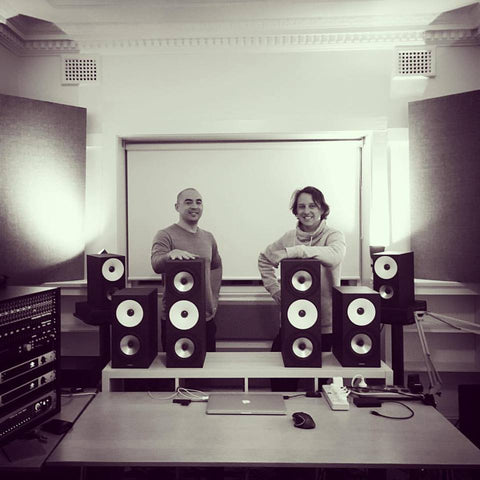Amphion Studio Monitor shootout