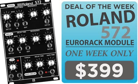 Roland 572 Deal of the week