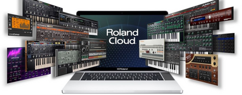 Roland Cloud main