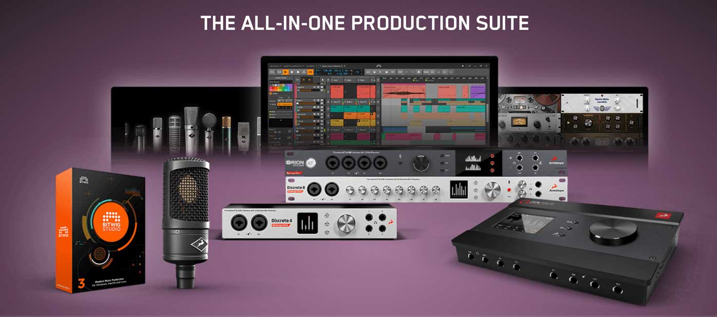 Synergy Core - The All-In-One Production Suite