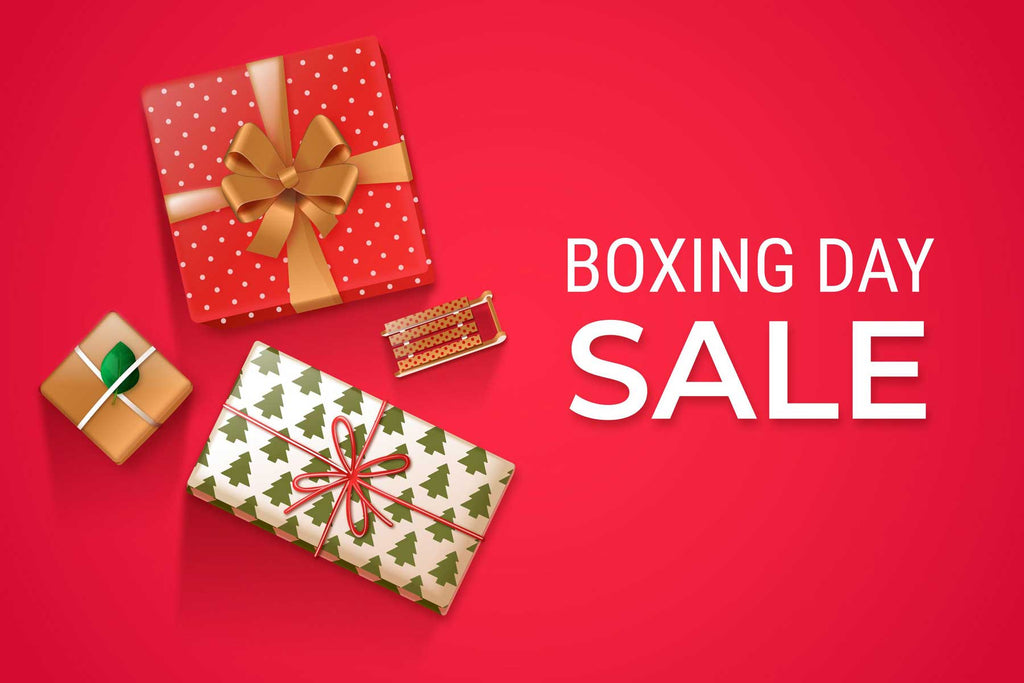 Boxing Day 2020 - New Year 2021 Sale