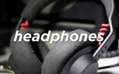HEADPHONES AT SOUNDS EASY