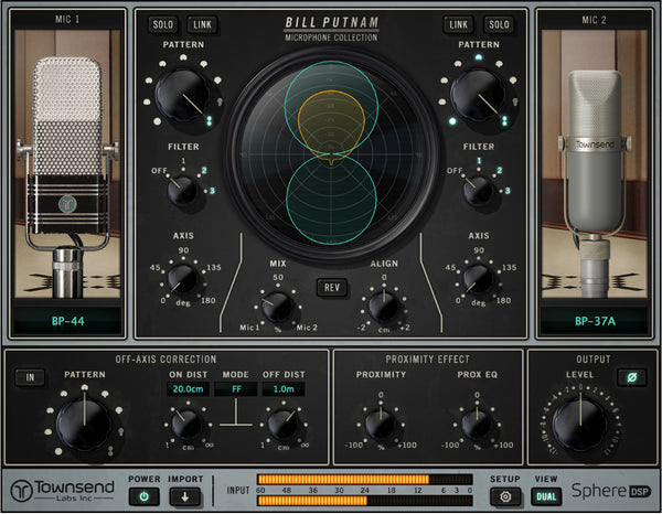 Bill Putnam Microphone Collection Plug-In