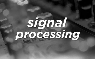 SOUNDS EASY SIGNAL PROCESSING