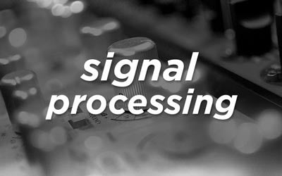 SIGNAL PROCESSING AT SOUNDS EASY