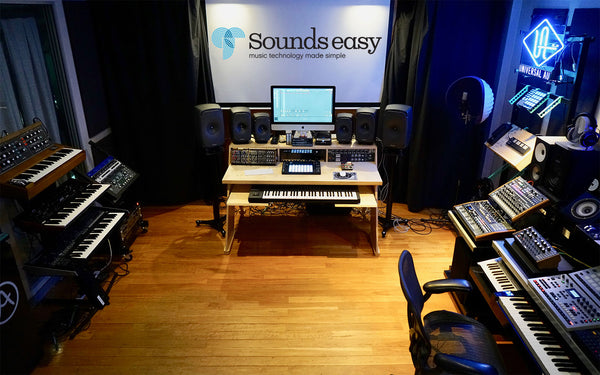 Sounds Easy Demo Room