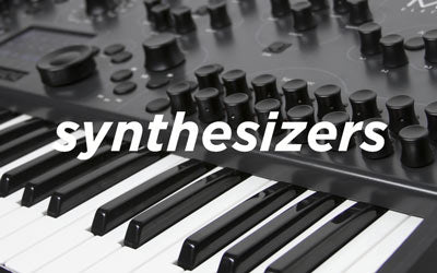 SOUNDS EASY SYNTHESIZERS COLLECTION