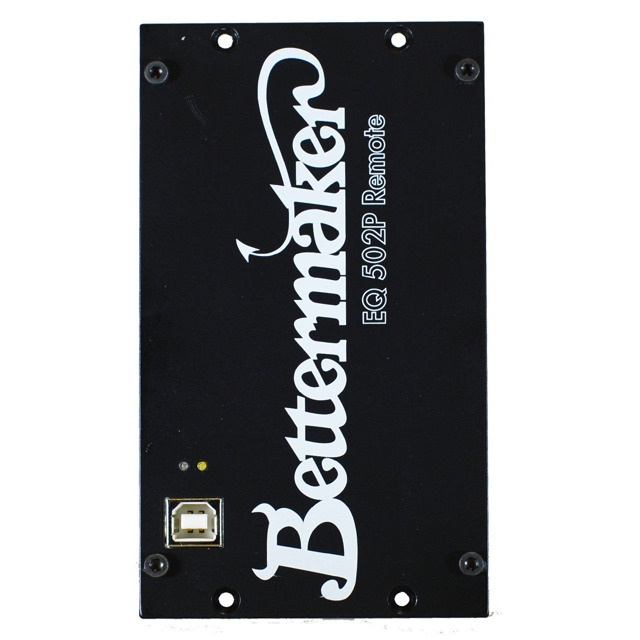 500 Series - Bettermaker EQ 502P Remote - Stereo Analog Passive Equaliser With Plugin Recall In 500 Format, Remote Version.