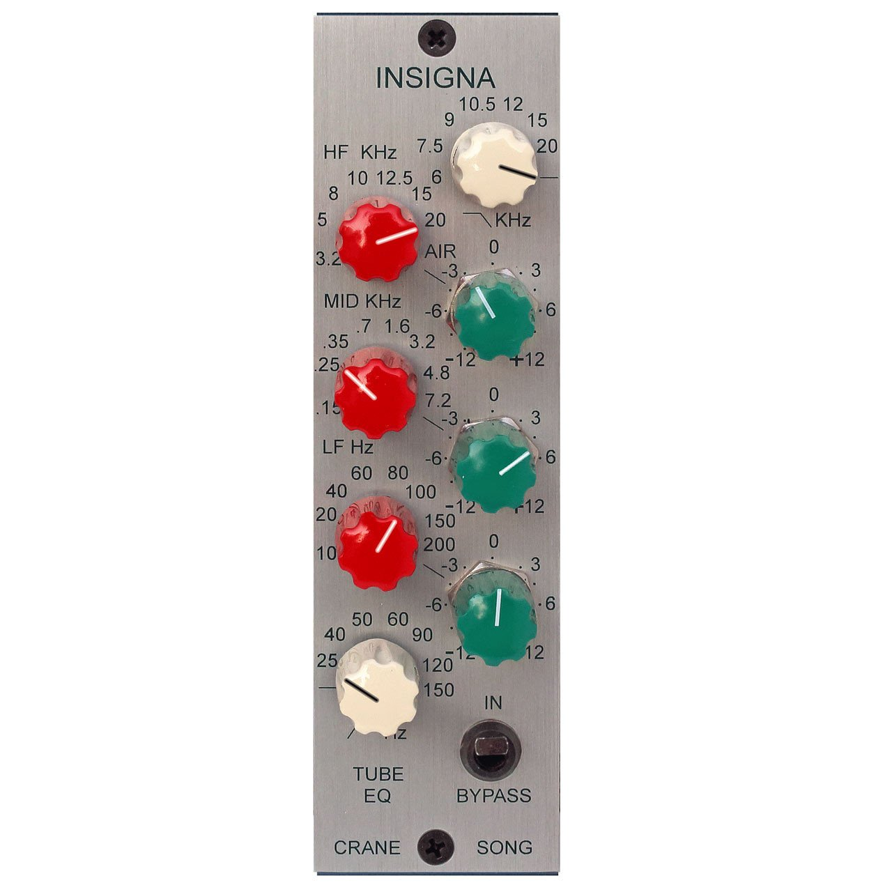 500 Series - Crane Song Insigna 500 Series Tube EQ