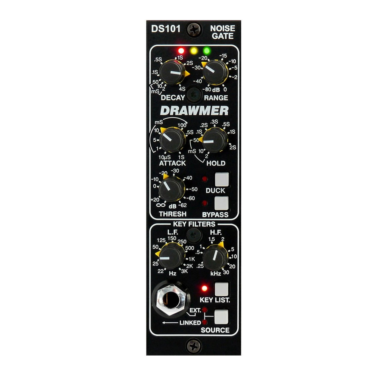 500 Series - Drawmer DS101 - Noise Gate For The 500 Series