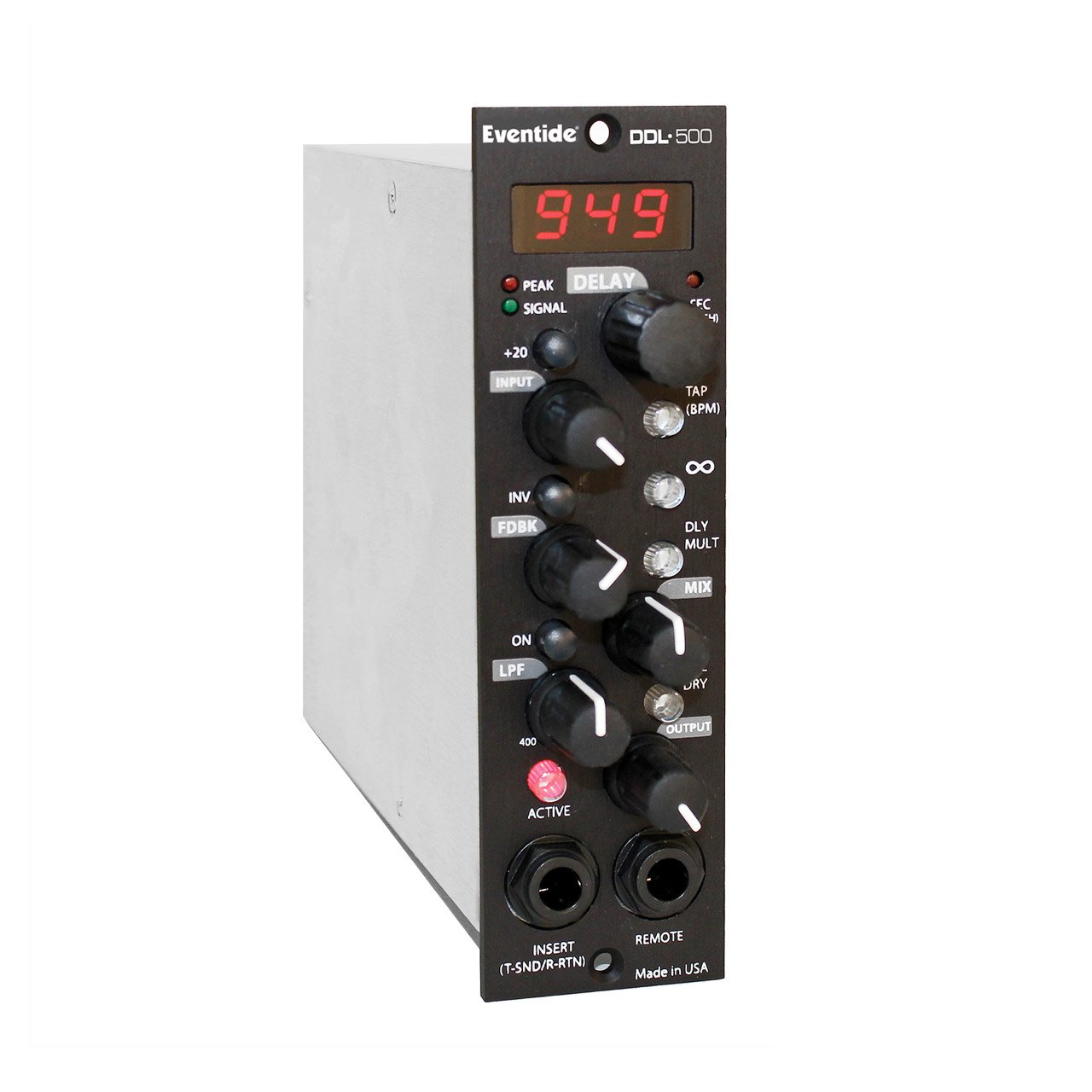 500 Series - Eventide DDL-500 - Delay Module For 500 Series