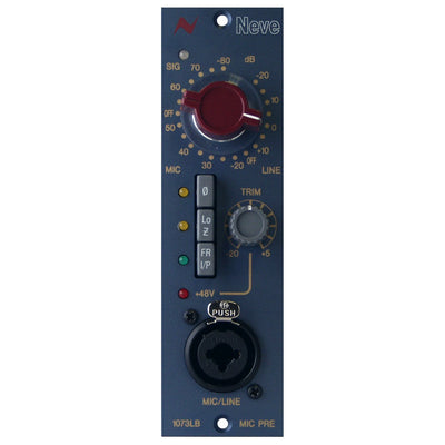 500 Series - Neve AMS 1073LB 500 Series Preamplifier