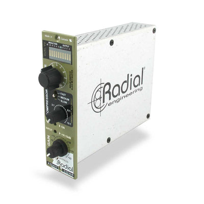 500 Series - Radial Komit Compressor 500 Series Module