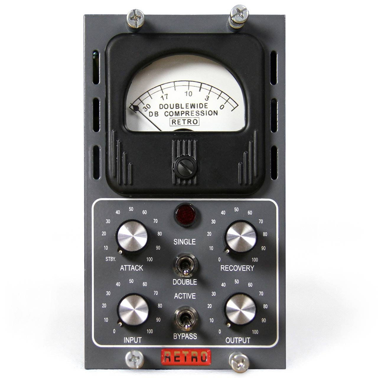 Retro DOUBLEWIDE Mono 500 Series Compressor