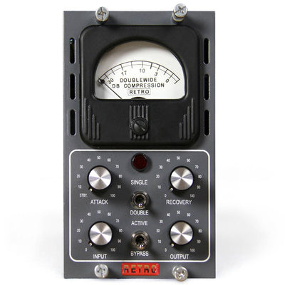 500 Series - Retro DOUBLEWIDE Mono 500 Series Compressor