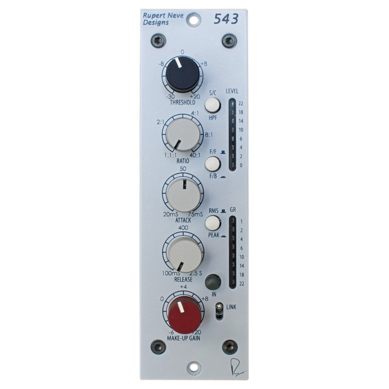 Rupert Neve Designs 543 - 500 Series Compressor