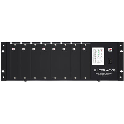 500 Series - SM Pro Audio JuiceRack 8: 8 Slot 500 Series Power Rack