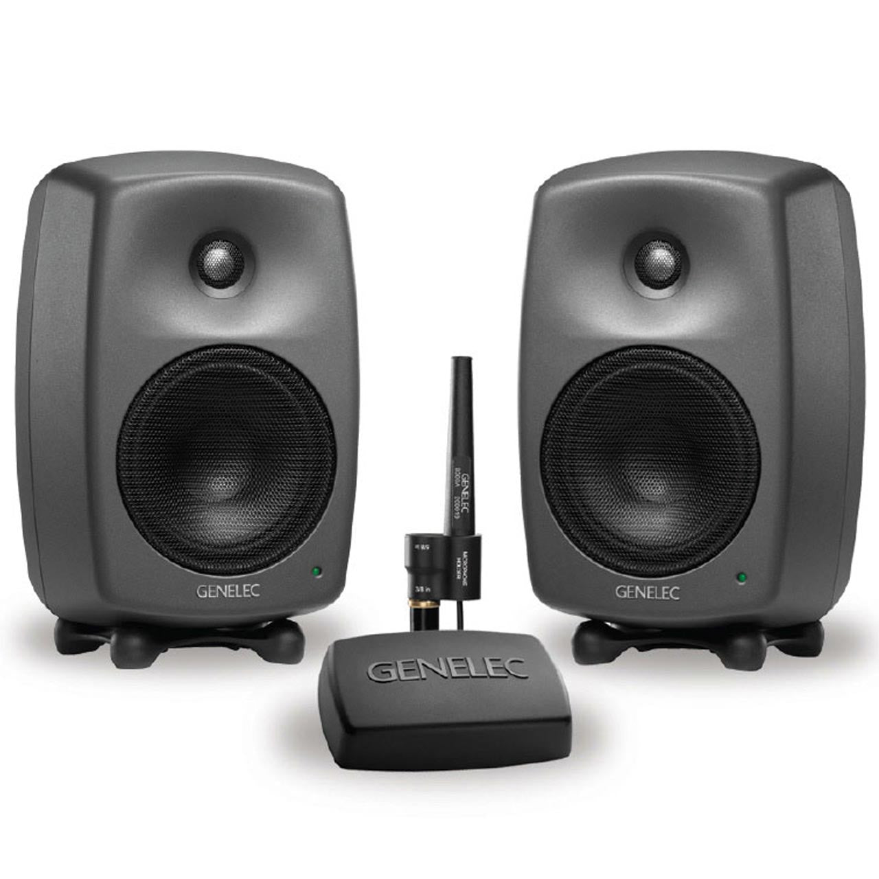 Genelec 8330A SAM Monitors With GLM 3.0 Software Bundle
