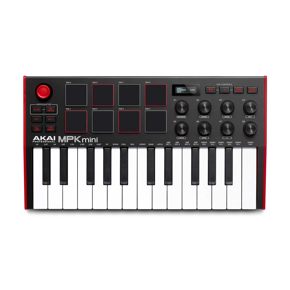 AKAI MPK MINI MK3 25-Note Controller Keyboard