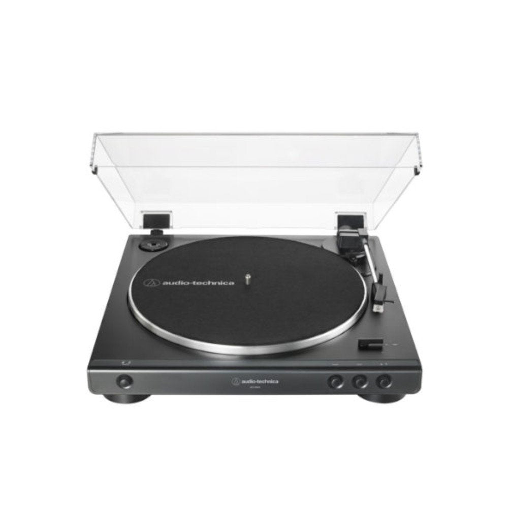 Audio-Technica AT-LP60XUSB Fully Automatic Belt-Drive Stereo Turntable (Analog & USB)