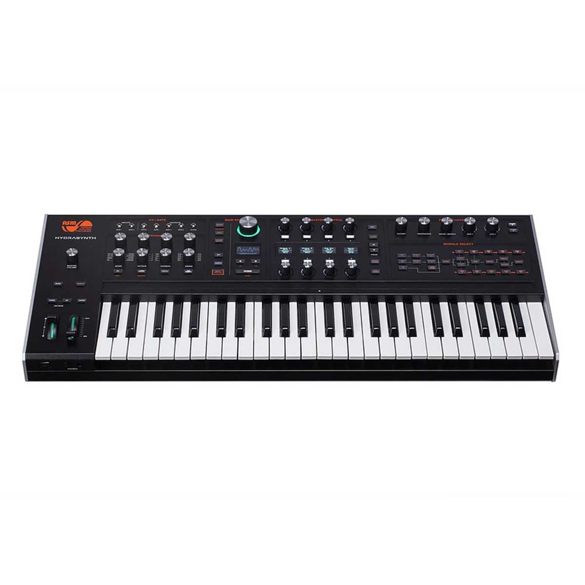 Ashun Sound Machines Hydrasynth Keyboard Front