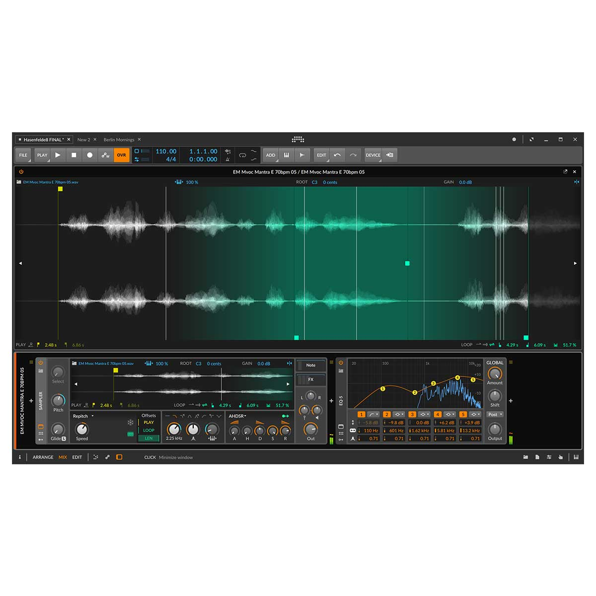 Bitwig Studio 3 0 Music Production Software