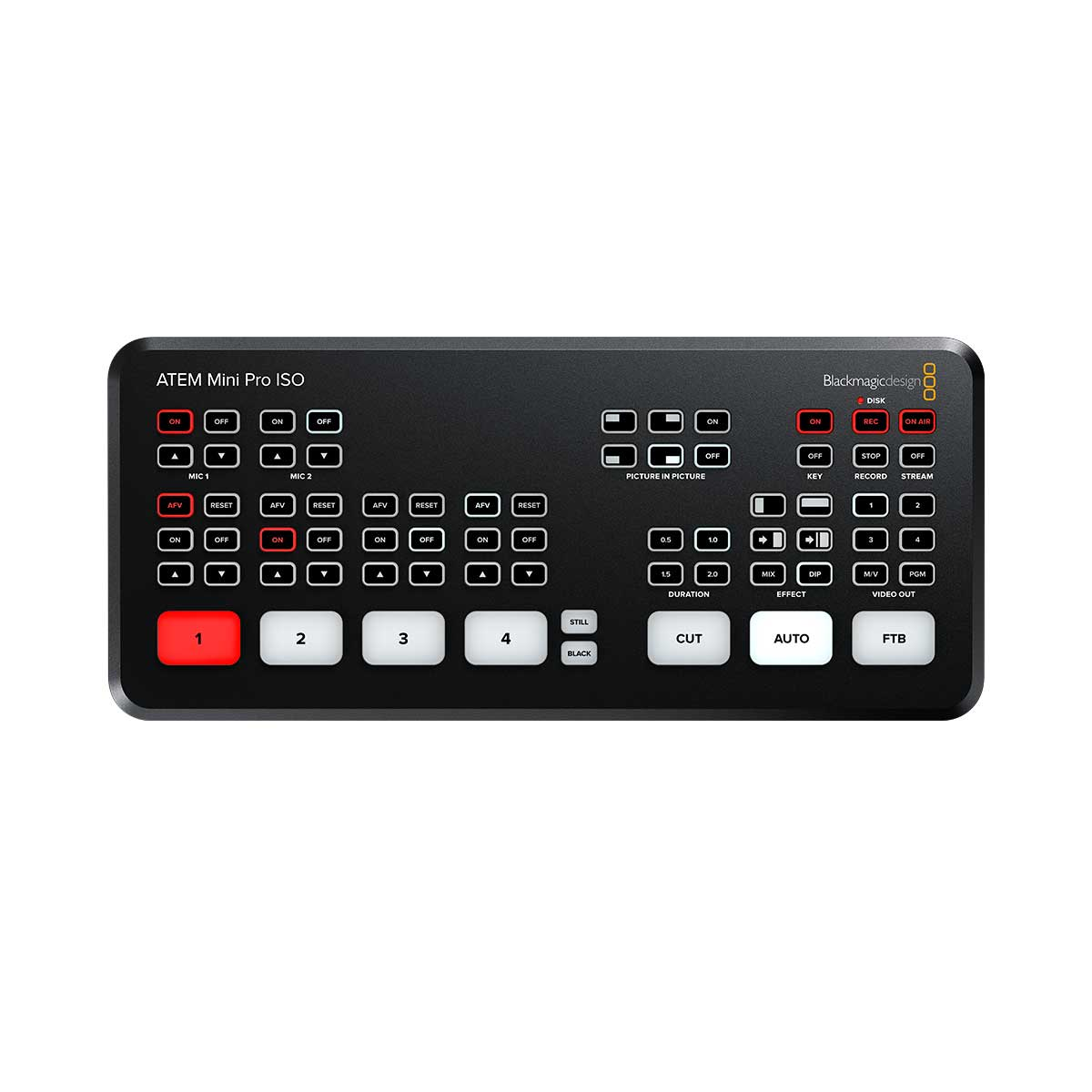 Blackmagic ATEM Mini Pro ISO