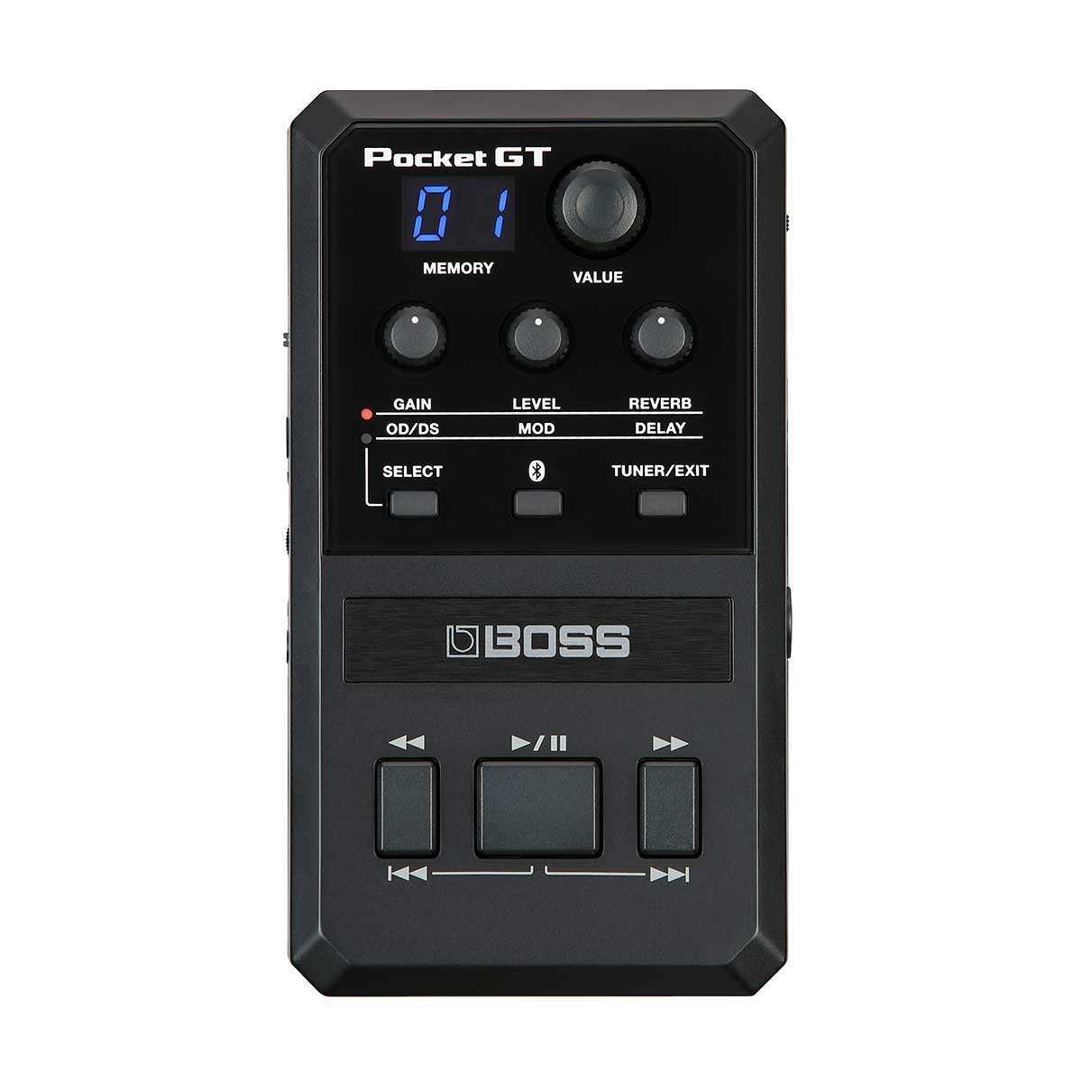 Boss Pocket GT Pocket Effects Processor
