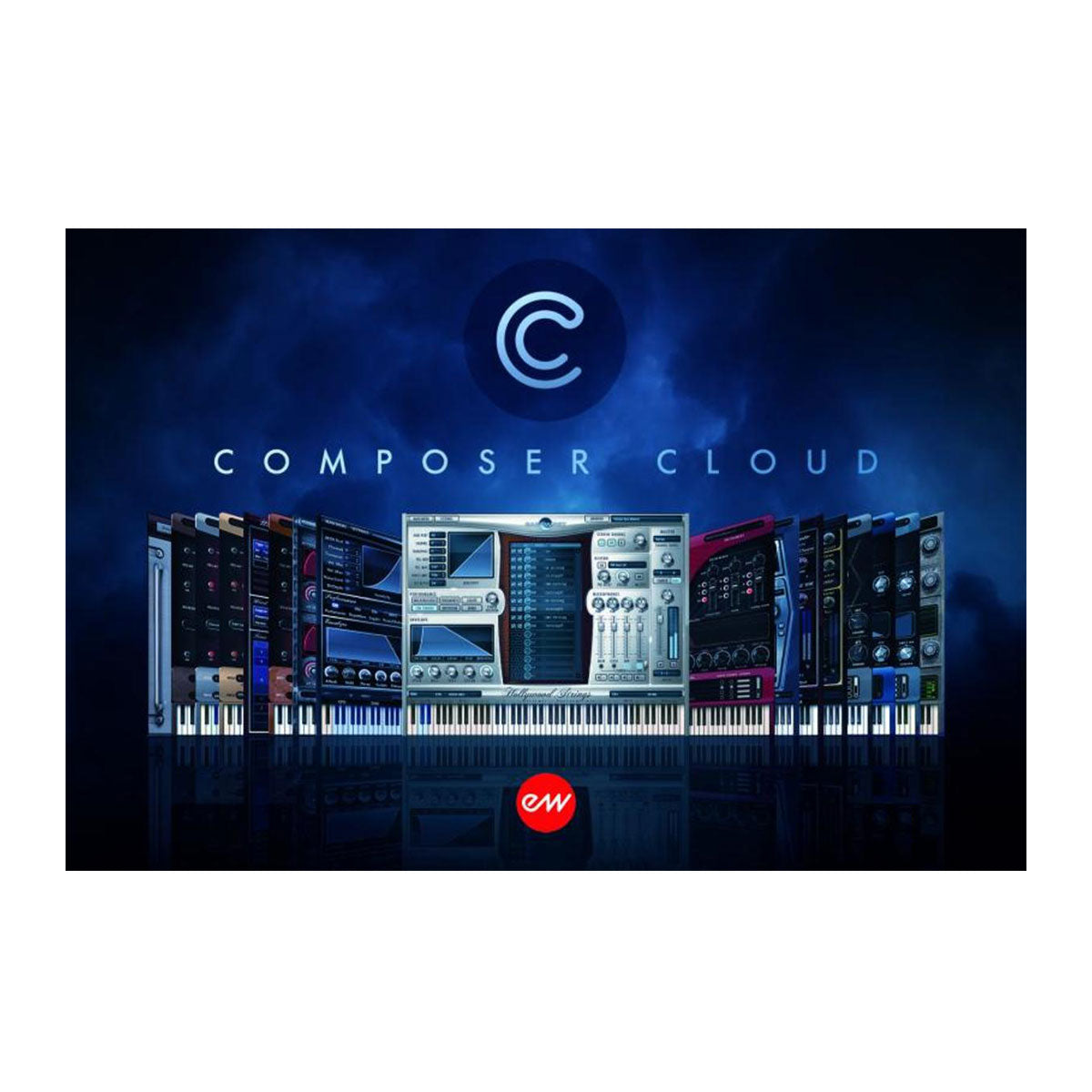 EastWest ComposerCloud X - Yearly Subscription