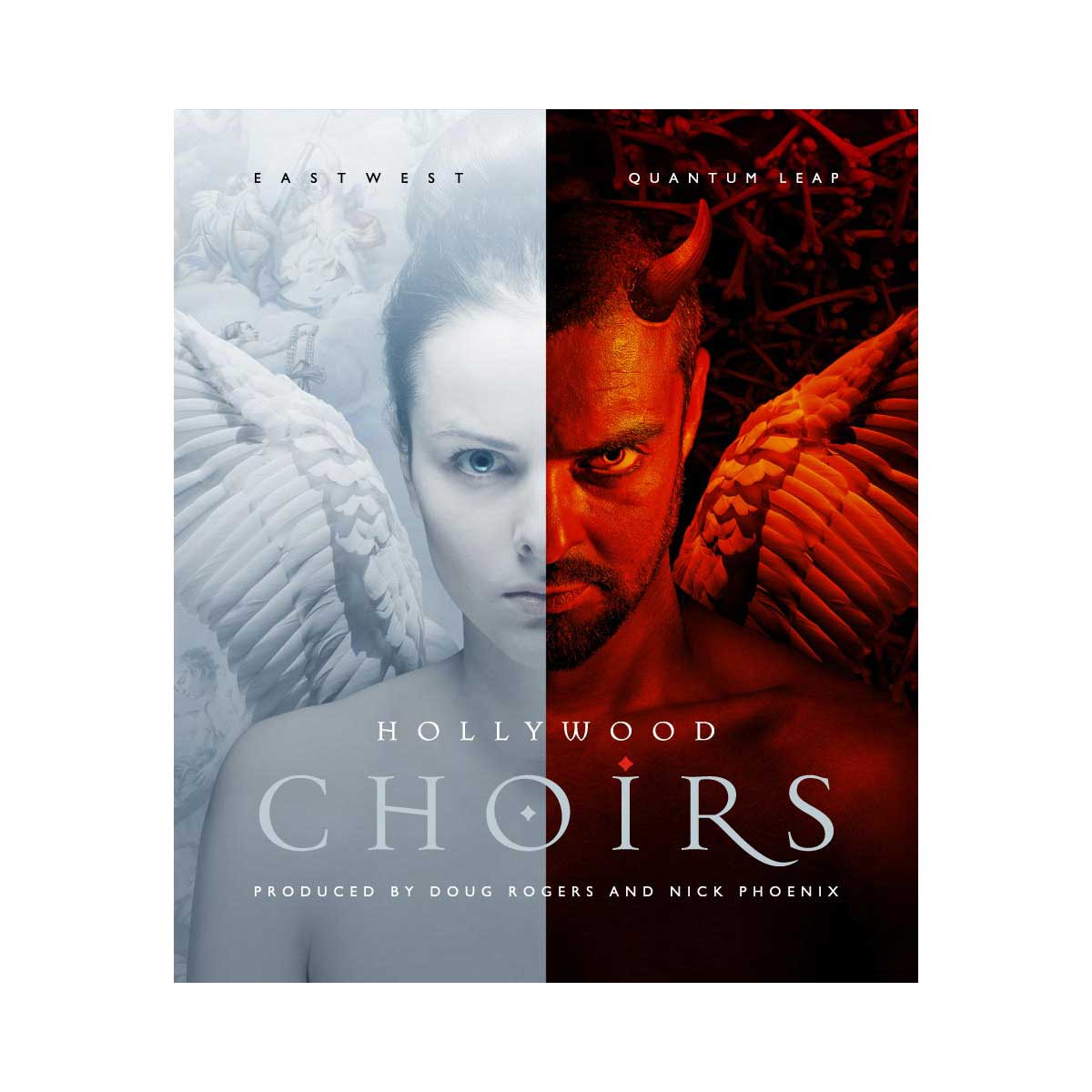 EastWest HOLLYWOOD CHOIRS DIAMOND - Male and Female Sampled Choir
