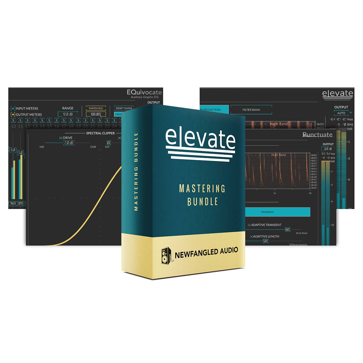 Eventide Elevate Mastering Bundle