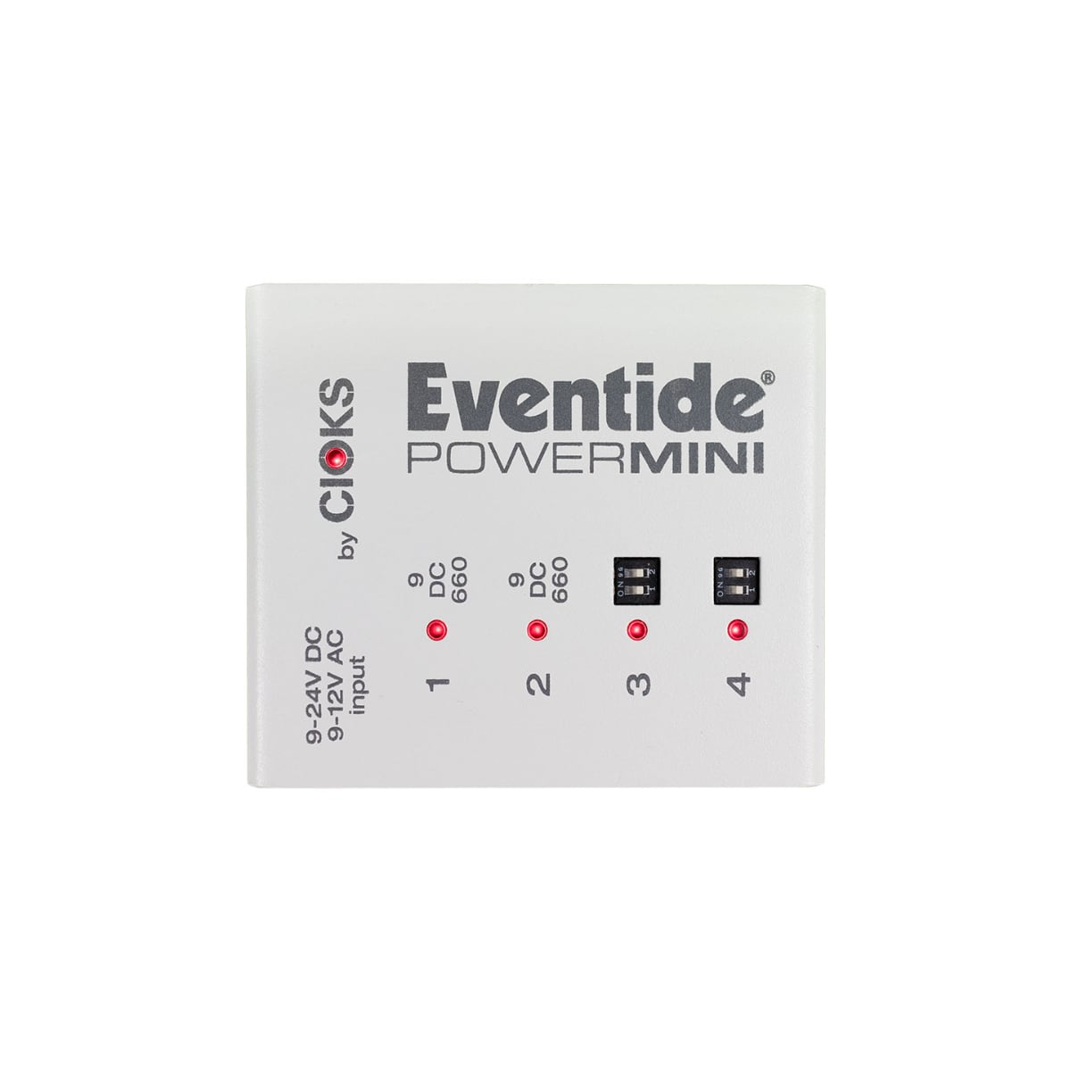 Eventide PowerMini Powerful & Compact Pedalboard Power Solution