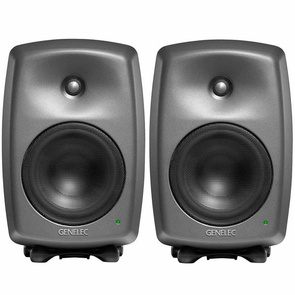 Genelec 8240A Pro Nearfield SAM Monitor Speakers PAIR