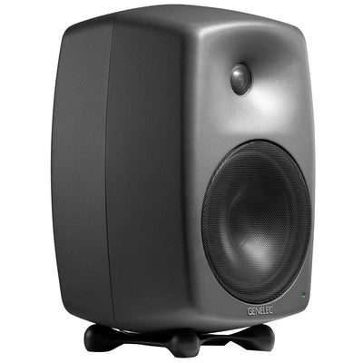 Genelec 8250A Pro Nearfield SAM Monitor Spearkers ANGLE