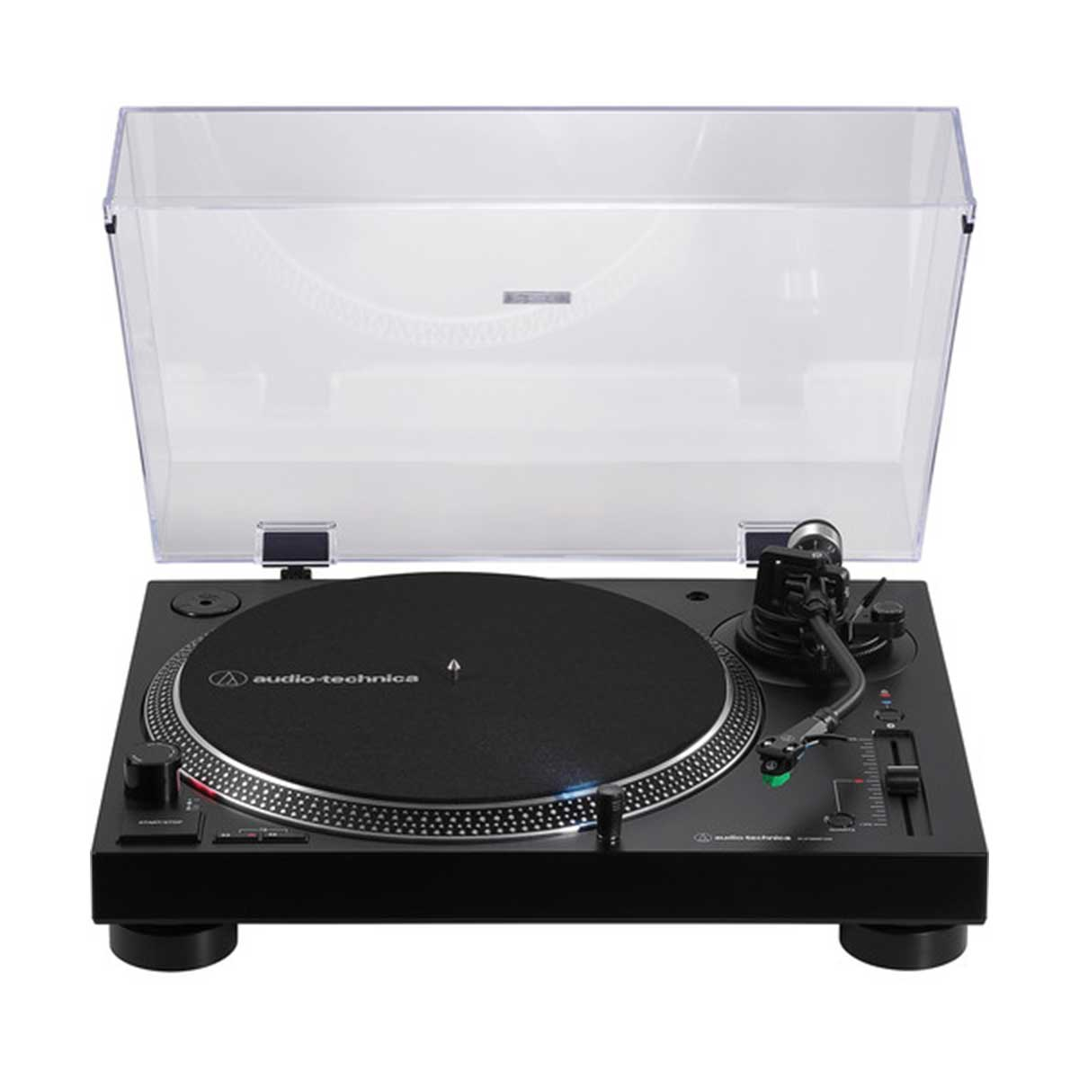 Audio-Technica LP-120xBT-USB Fully Manual Bluetooth Turntable with Bluetooth