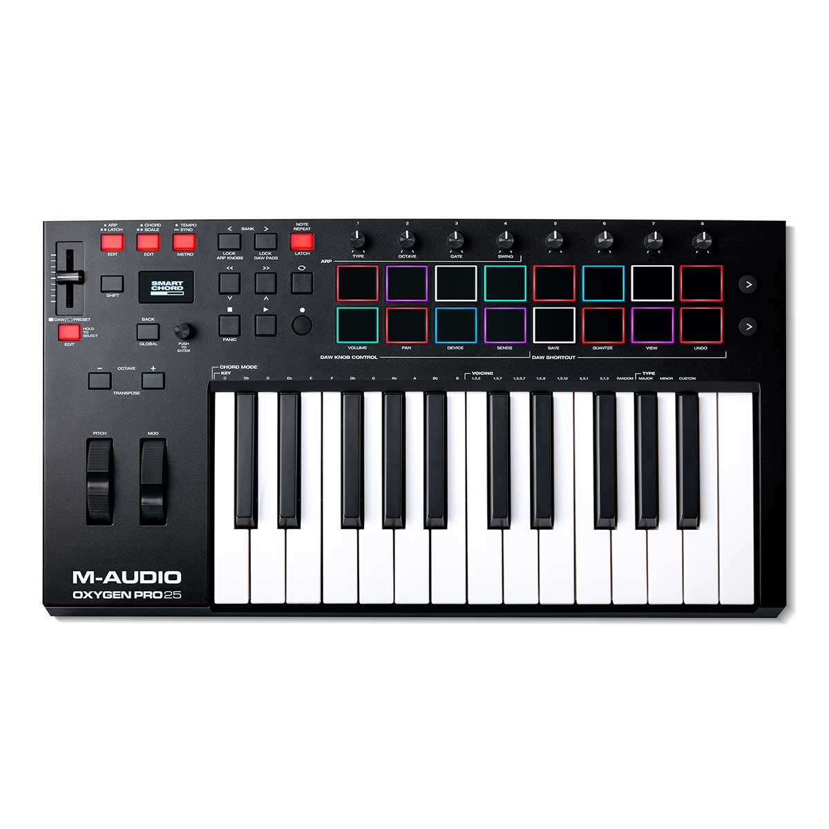 M-Audio Oxygen Pro 25 25 Note USB Controller Keyboard