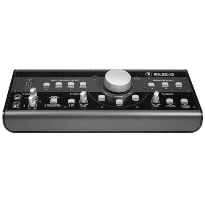 Mackie Big Knob Studio Volume Controller and Command System front