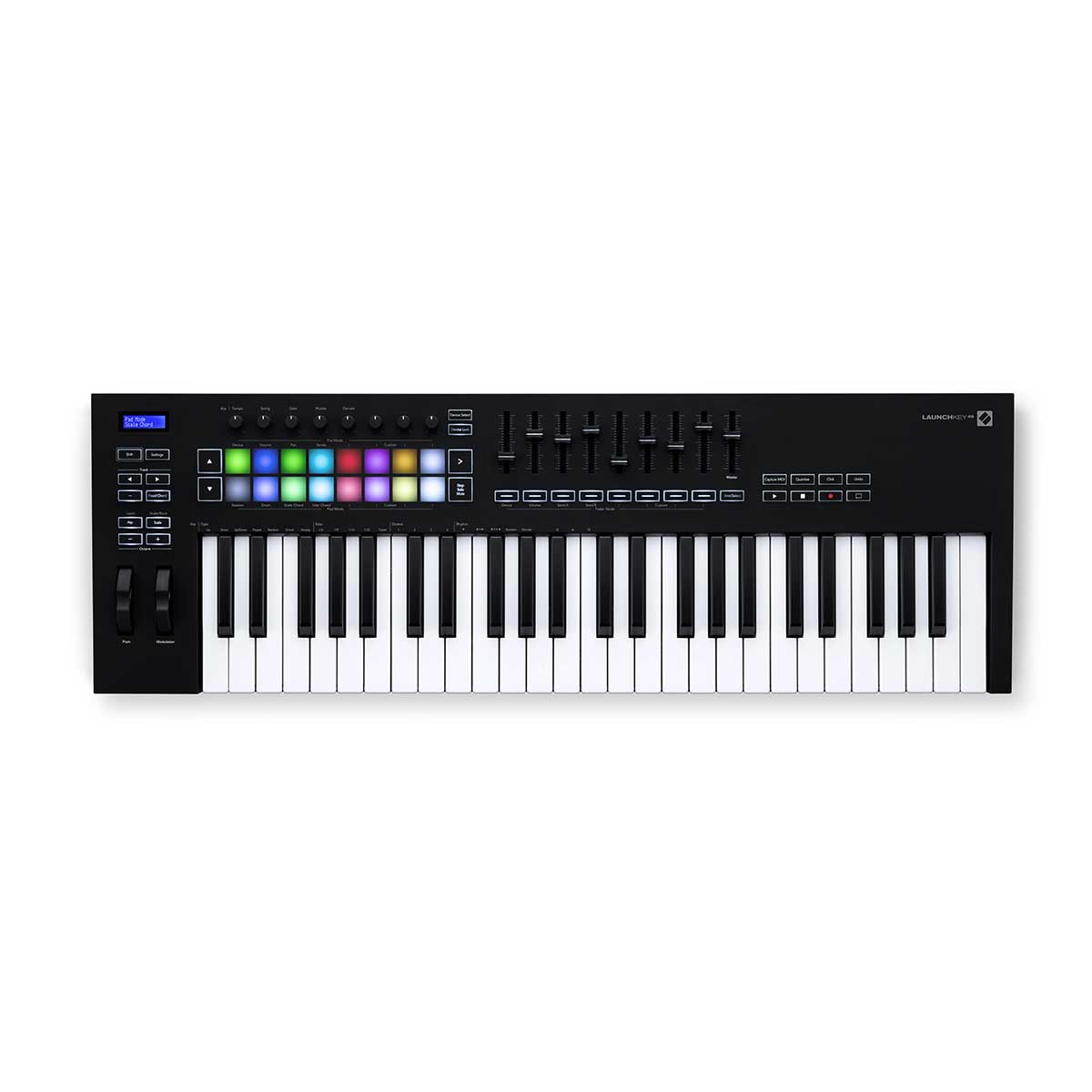 Novation Launchkey 49 MK3 49-Note Keyboard Controller