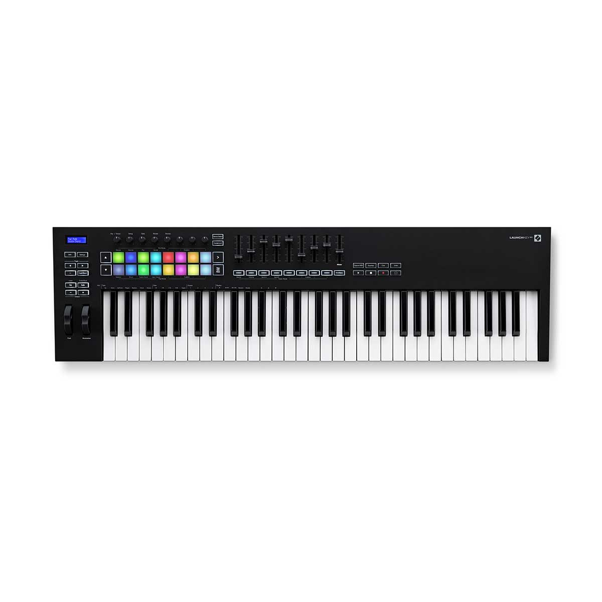 Novation Launchkey 61 MK3 61-Note Keyboard Controller