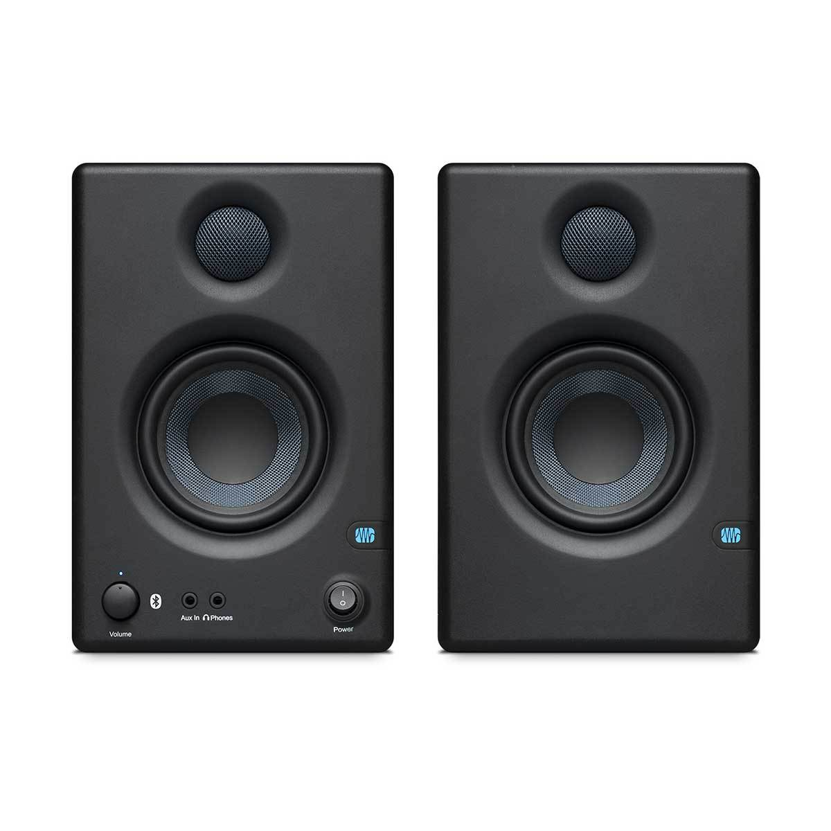 PreSonus Eris E3.5 BT Studio Monitors Front