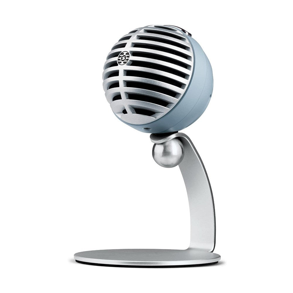 Shure MOTIV MV5 (Blue) iOS Compatible Digital Condenser Microphone