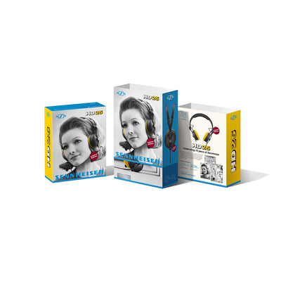 Sennheiser HD25 Headphones 75th Anniversary Limited Edition