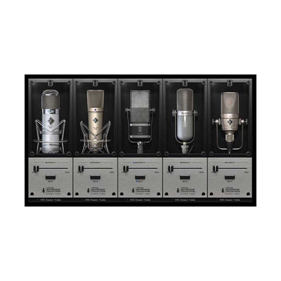 Slate Digital Classic Tubes 3 5 Mic Expansion for Slate VMS