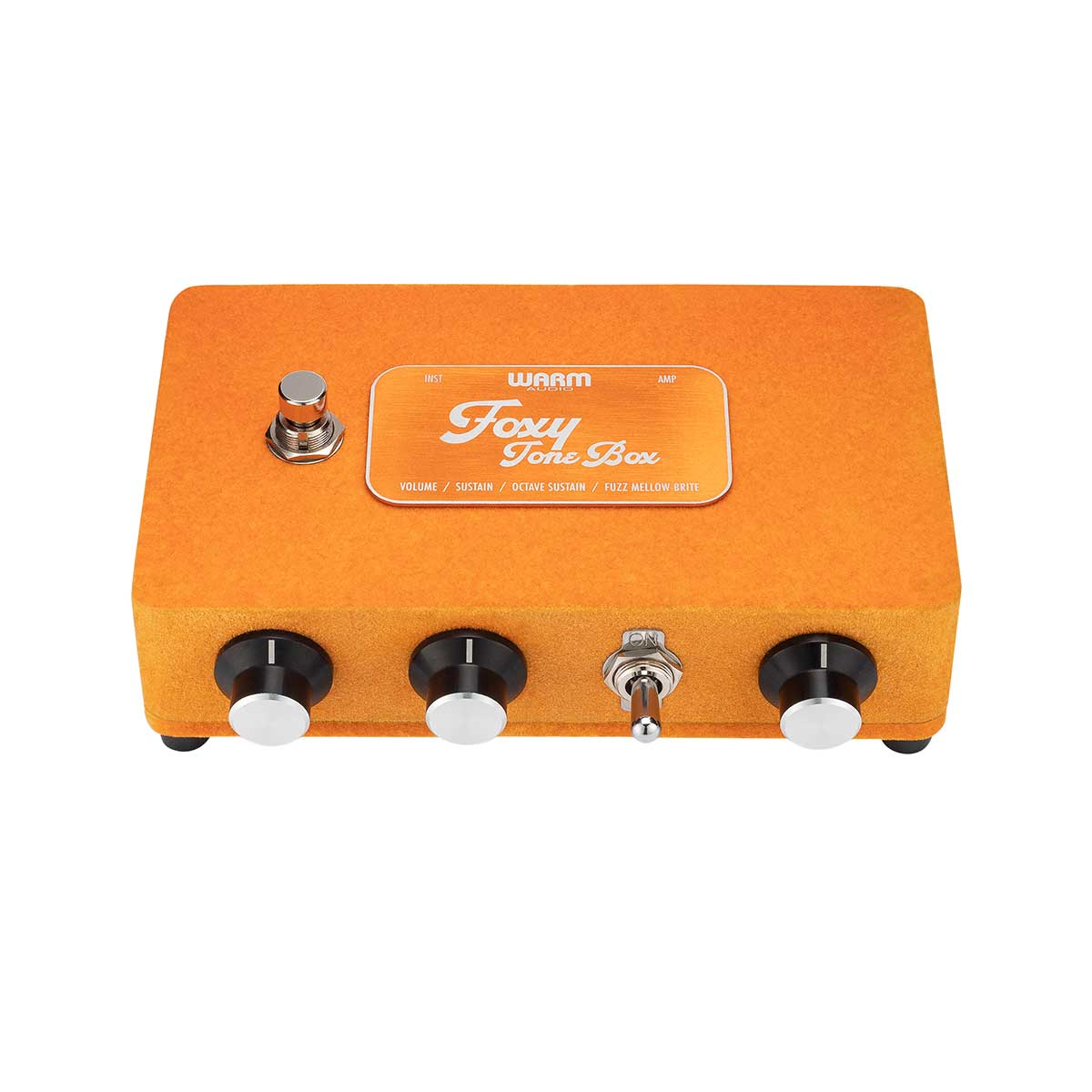 Warm Audio Foxy Tone Box Fuzz Pedal