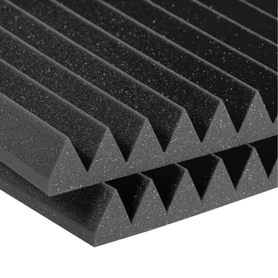 "Acoustic Panels - Auralex 2"" Studiofoam Wedges 2ft X 4ft Panels (12Pax)"