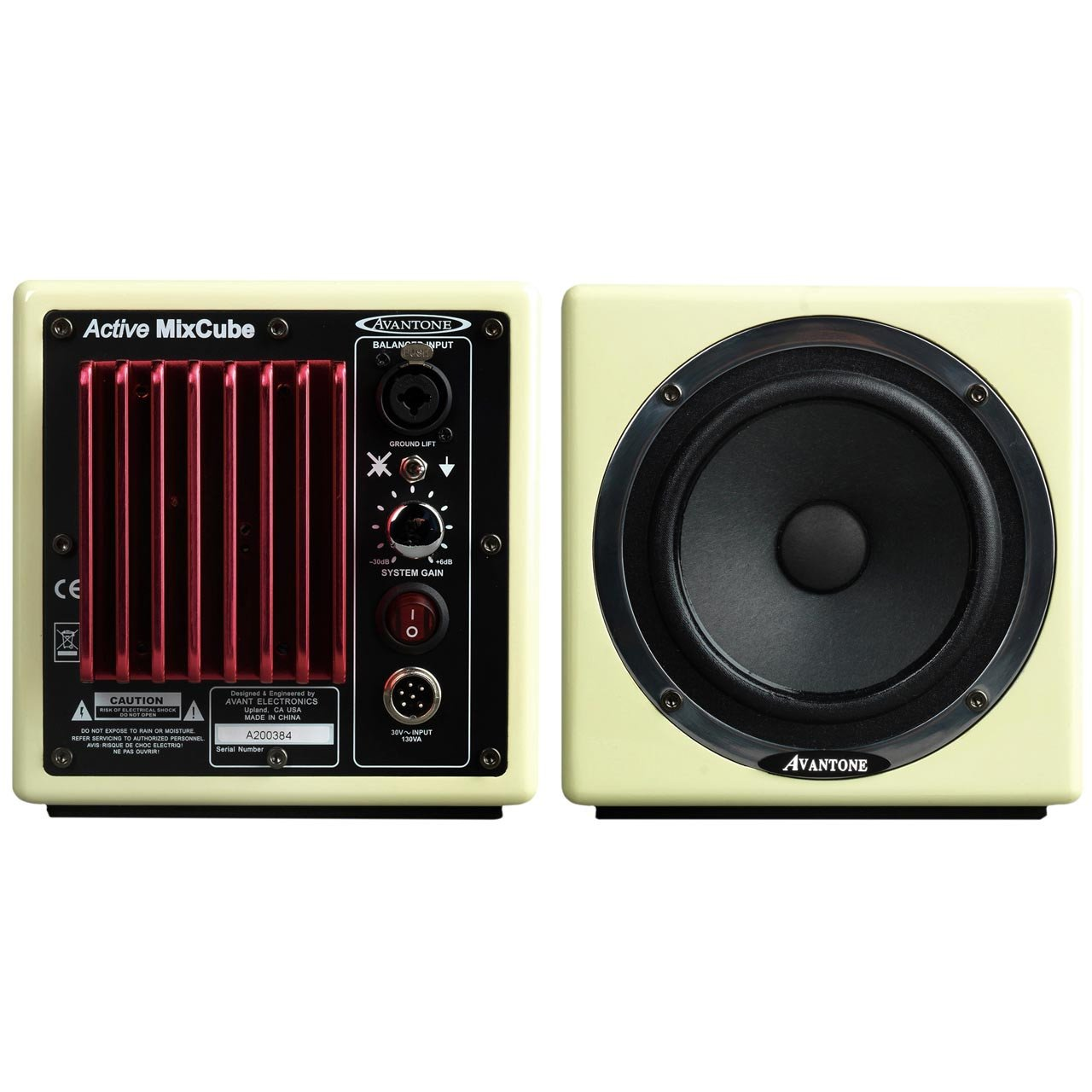 Avantone Pro Active Mixcube - Cream Pair