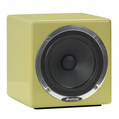 Active Studio Monitors - Avantone Pro Active Mixcube - Cream Single