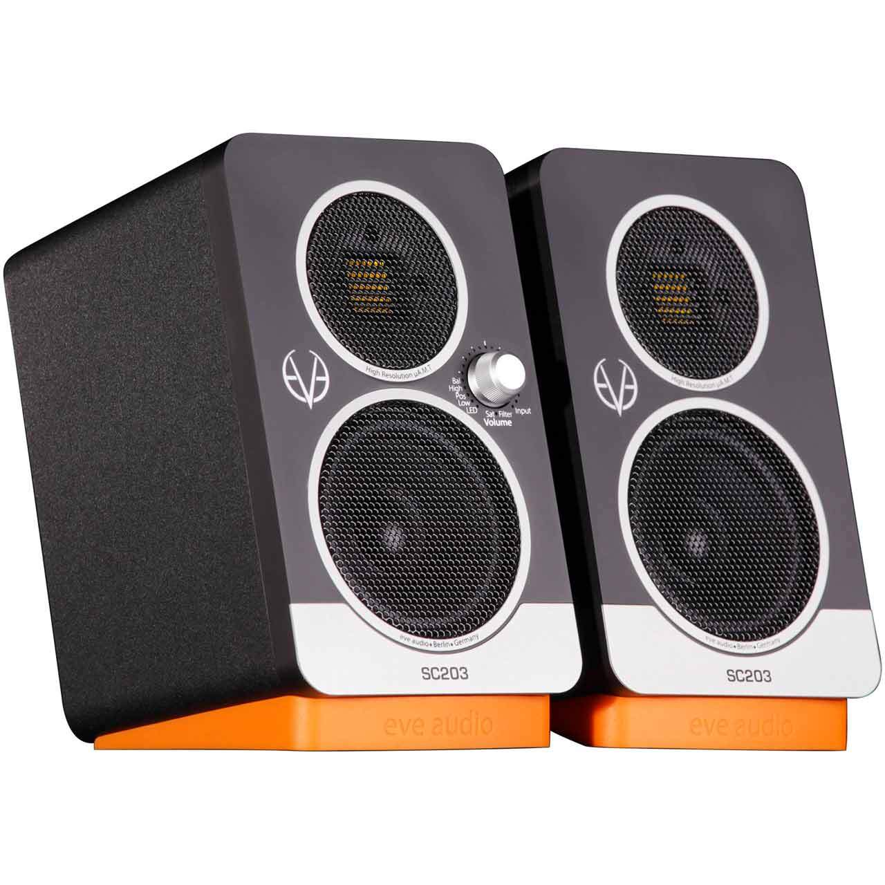 Eve Audio SC203 Desktop Monitor Speakers (PAIR)